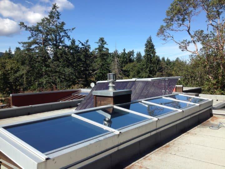 Skylites – Reduce Glare I Solar Heat Gain I Earthquake Protection