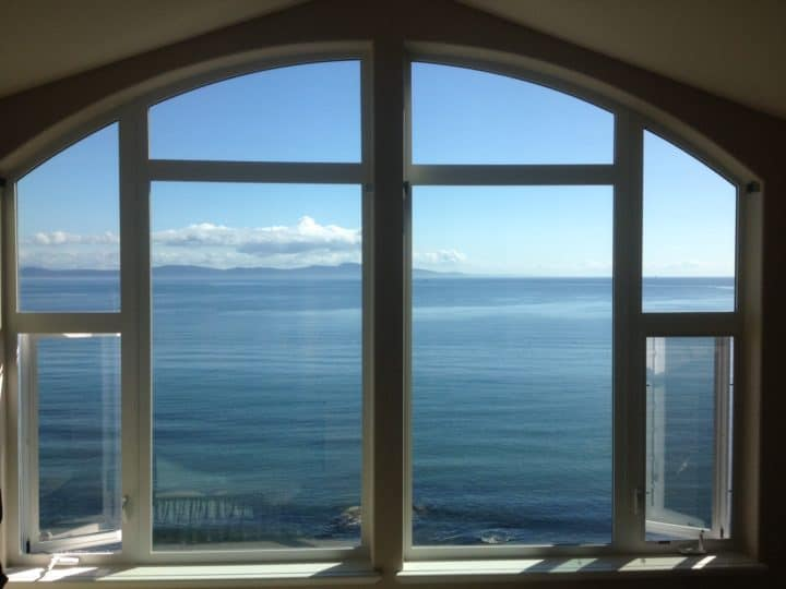 Waterfront Homes I Window Film