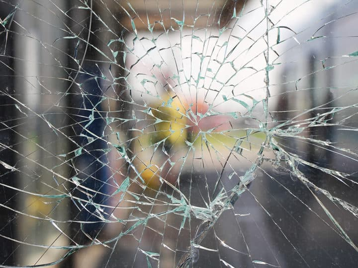 Earthquake Safety Window Film
