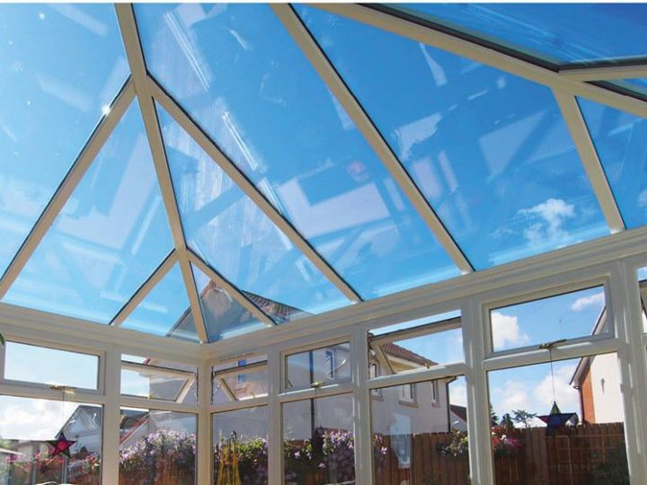 Sunroom Window Film